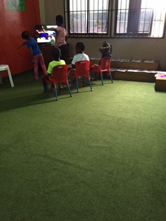 Leap frog games