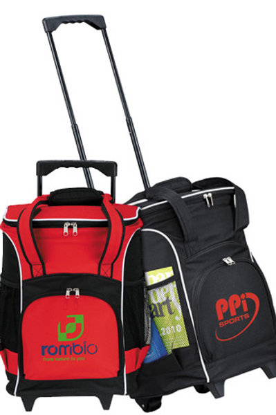 Cooler bags with trolley