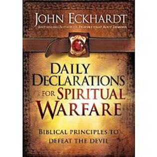 Daily Declarations for Spiritual Warfare:Biblical Principles to Defeat the Devil