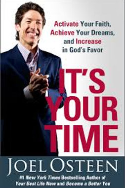 Its Your Time hardcover
