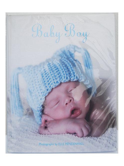 My First Steps Baby Boy