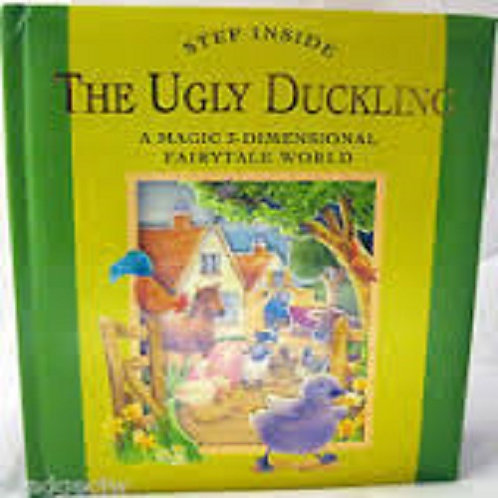 Step Inside The Ugly Duckling: A Magical 3-d Storybook Duckling