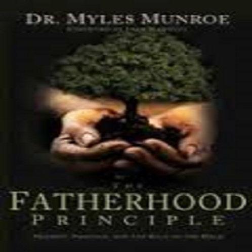 Fatherhood Principles