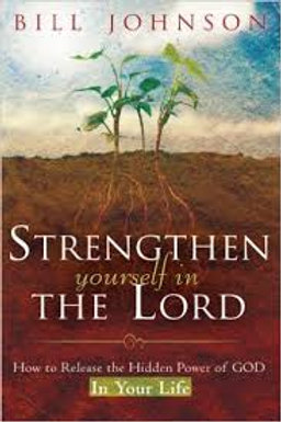 Strengthen Yourself in the Lord: How to Release the Hidden Power of God in...