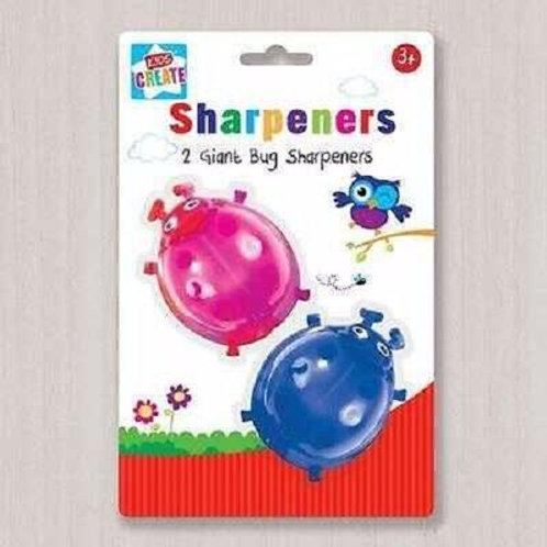 2 Piece Kids Create Giant Sharpeners