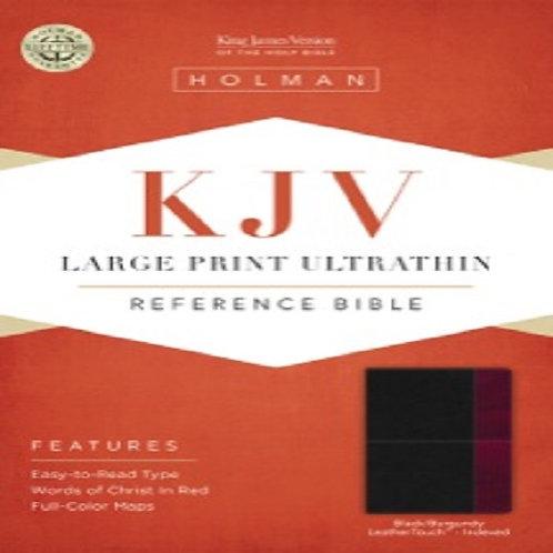 Holman KJV Large Print Compact Reference Bible