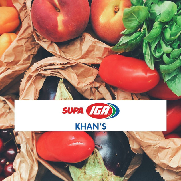 Khan's Supa IGA - Keeping rural Australia fed