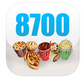 8700 Food and Nutrition app