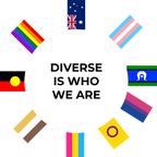 DIVERSE IS WHO WE ARE