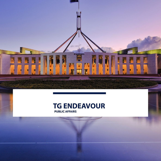 TG Endeavour - Policy Experts
