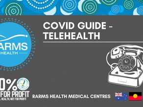 COVID GUIDANCE - Help with Telehealth
