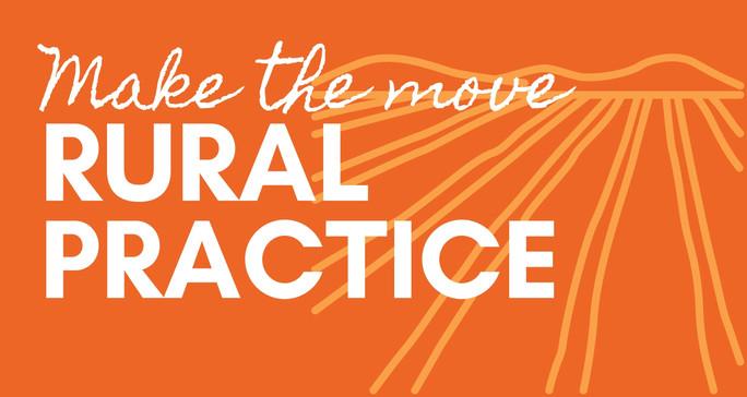 Make the move rural pratice