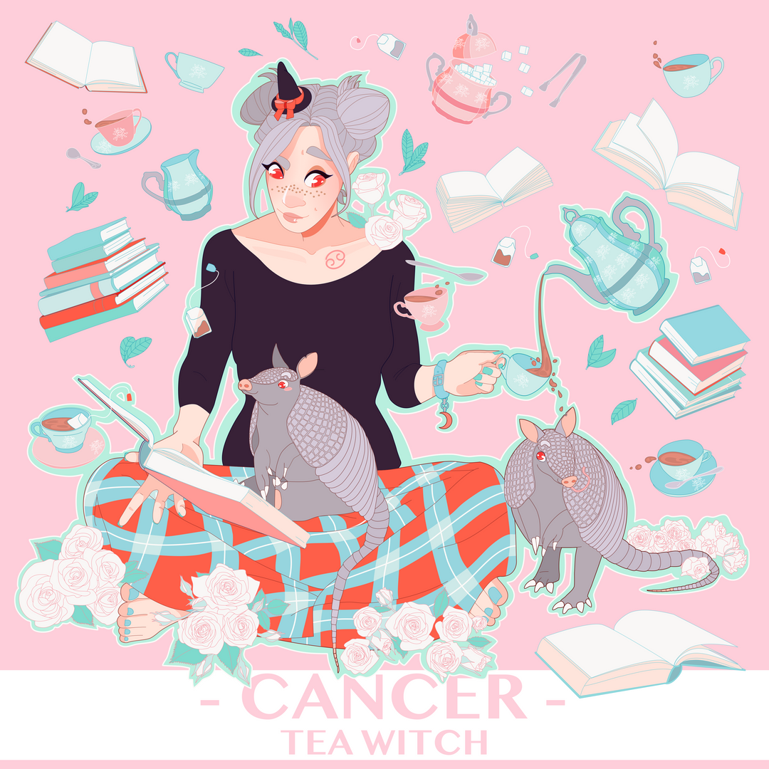 Horoscope Witch - Cancer