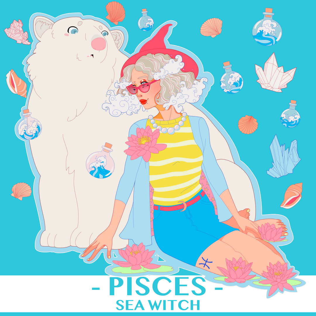 Horoscope Witch - Pisces