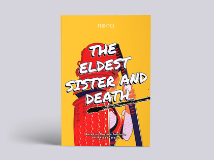 The Eldest Sister And Death Book Cover