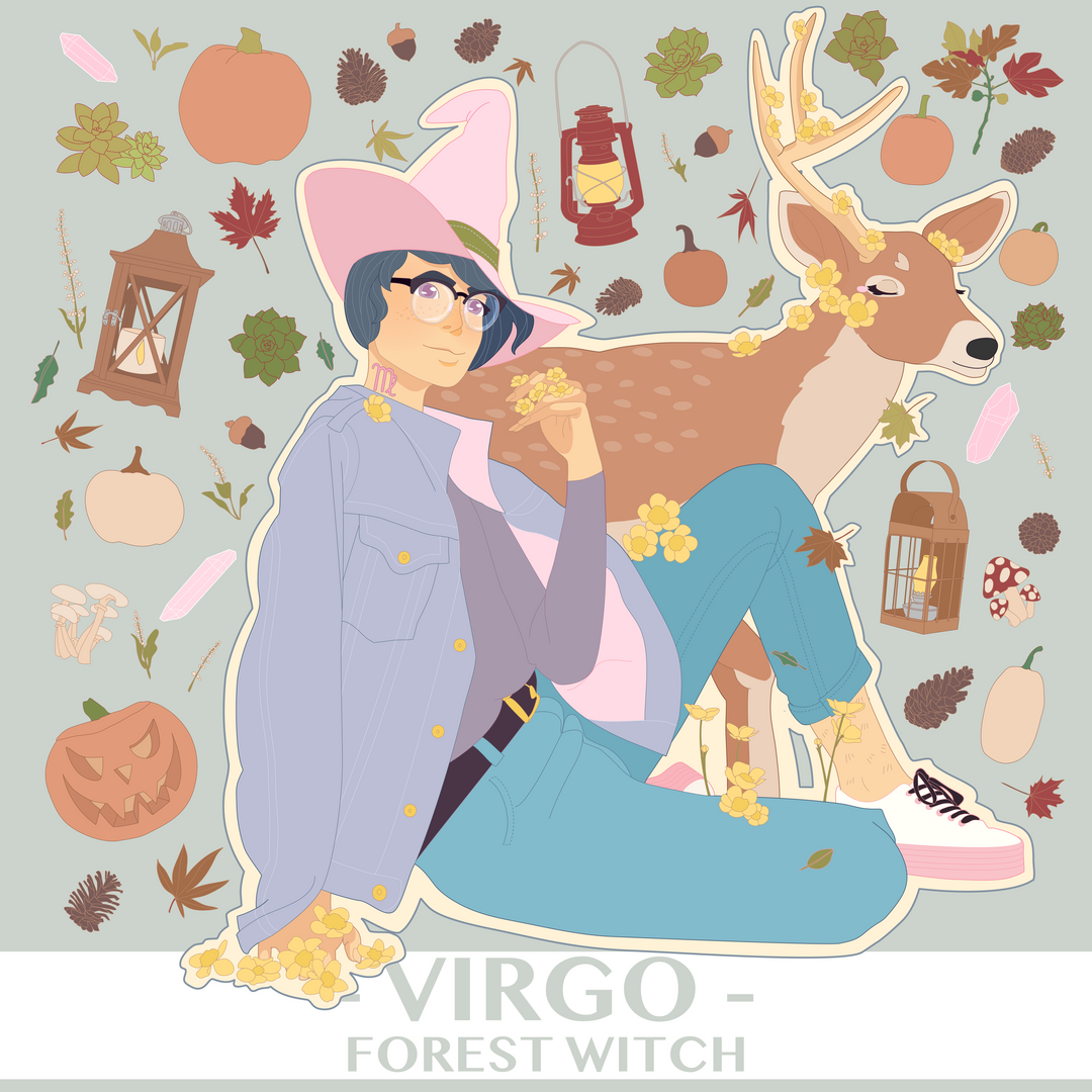 Horoscope Witch - Virgo