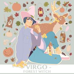 Horoscope Witch - Virgo