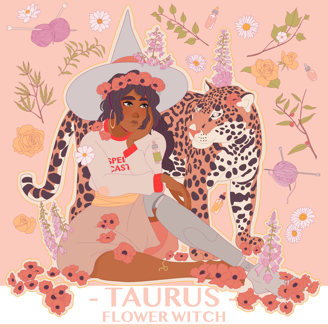 Horoscope Witch - Taurus