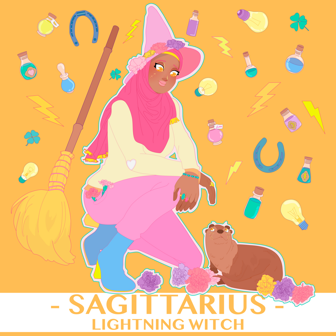 Horoscope Witch - Sagittarius