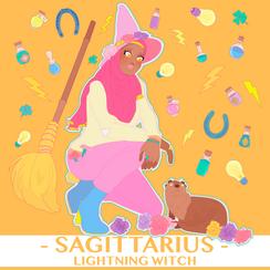 Horoscope Witch - Sagittarius