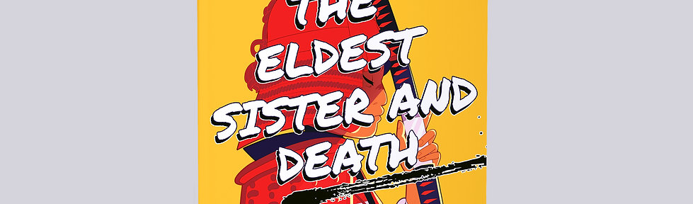 The Eldest Sister And Death Storybook