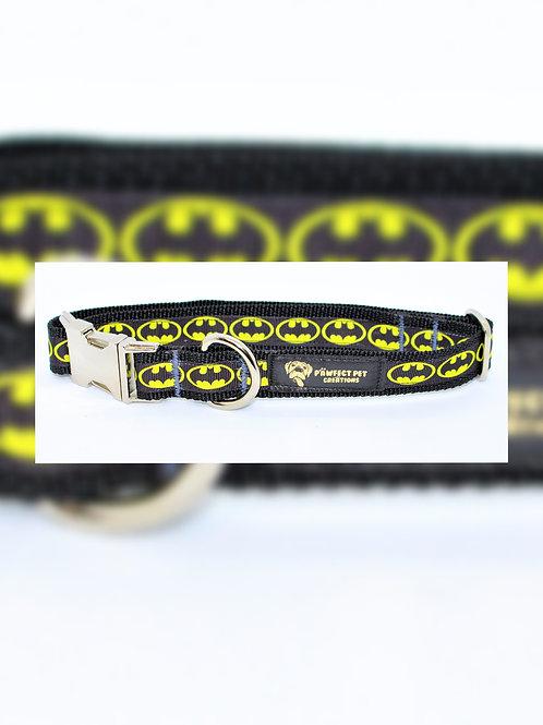 Batty Logo 25mm Collar