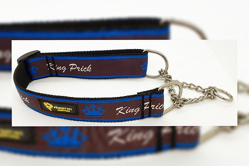 King Prick 25mm Martingale Collar