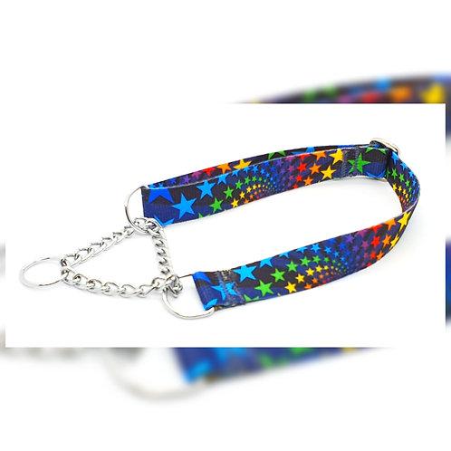 25mm Starry Night Martingale Collar