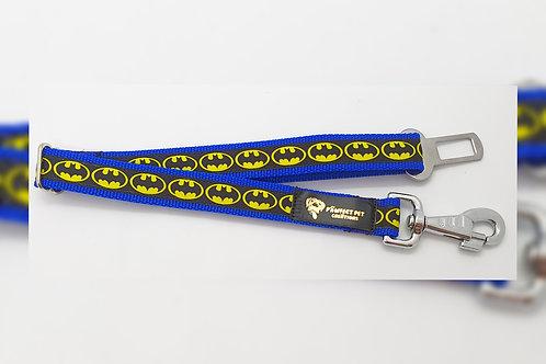 Blue Batman Car clip