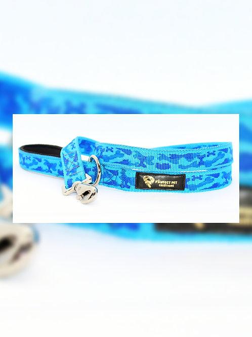 Blue Camo Lead
