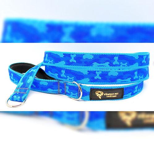 Blue Camo SlipLead