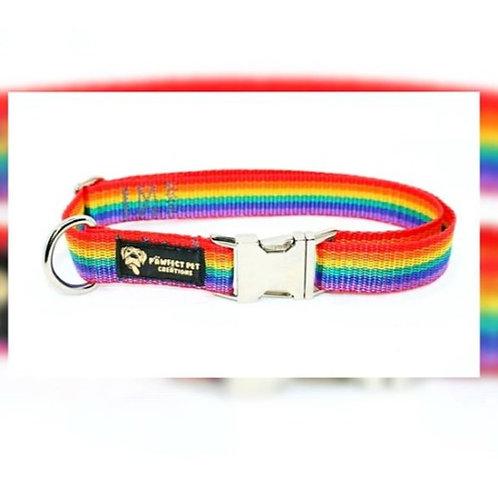 Rainbow 25mm Collar