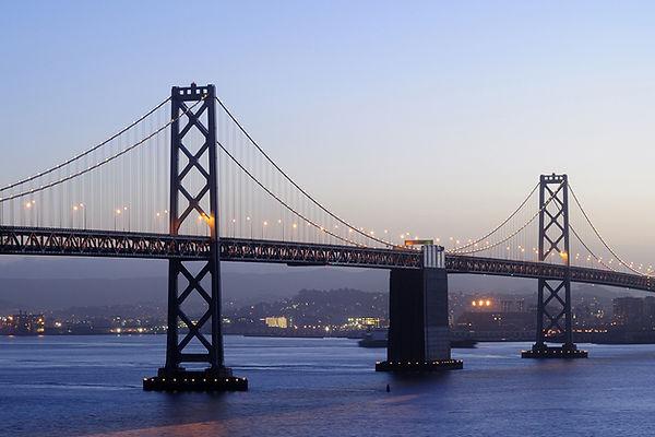 Drone Golden Gate