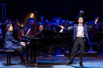 Ferris & Milnes: Dominic Ferris (piano) & Martin Milnes