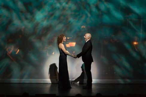 """""""Move On""""/Anna Francolini & Daniel Evans"""