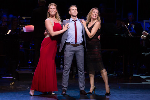 """Comedy Tonight""/Marianne Benedict, Grant McConvey & Sarah Redmond"