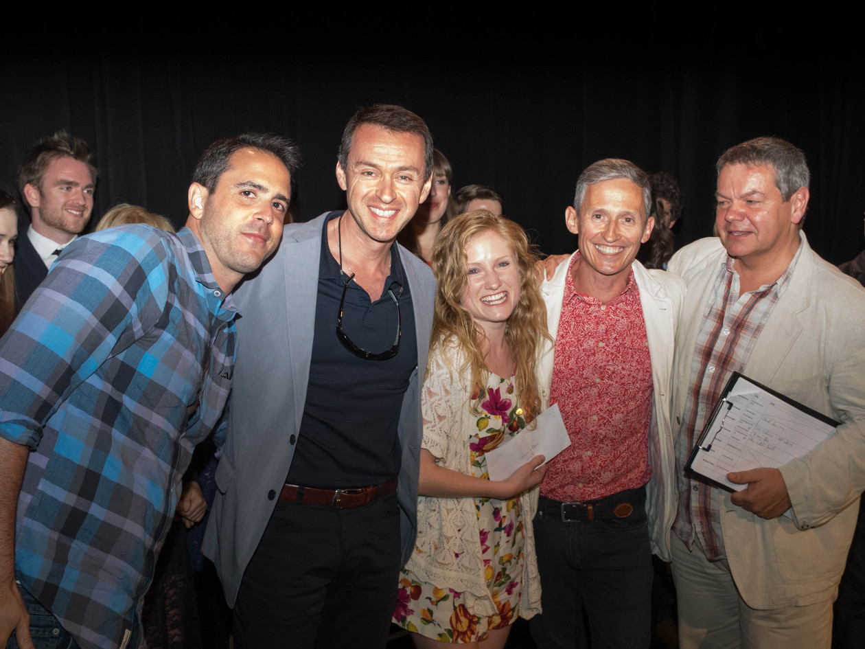 Scott Alan, Andrew Lippa, Tamar Broadbent, George Stiles & Anthony Drewe