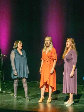 """Move On""/Beverley, Corrine & Charlotte"