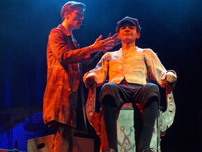 God That's Good: South London Youth Theatre's Sweeney Todd