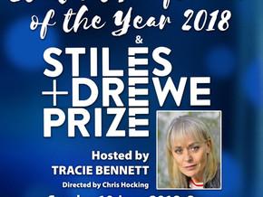 Tracie Bennett to host SSSSPOTY 2018