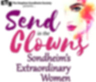 Send in the Clowns: Sondhem's Extraordinary Women; Lichfied Garrick 14 July 2018