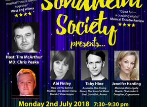 Glamorous Life: Monday night Sondheim cabaret