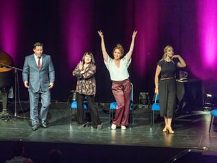 "Nigel Richards introduces those ""Beautiful Girls"": Beverley Klein, Charlotte Page & Corrine Priest"