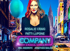 Company cast recording – it's here!