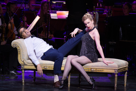 """Come Play Wiz Me""/Alistair McGowan & Tiffany Graves"
