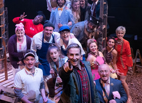 Into the Woods with the Sondheim Society...