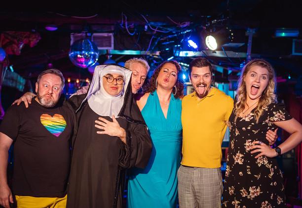 Tim McArthur & Friends (Jul 2019)