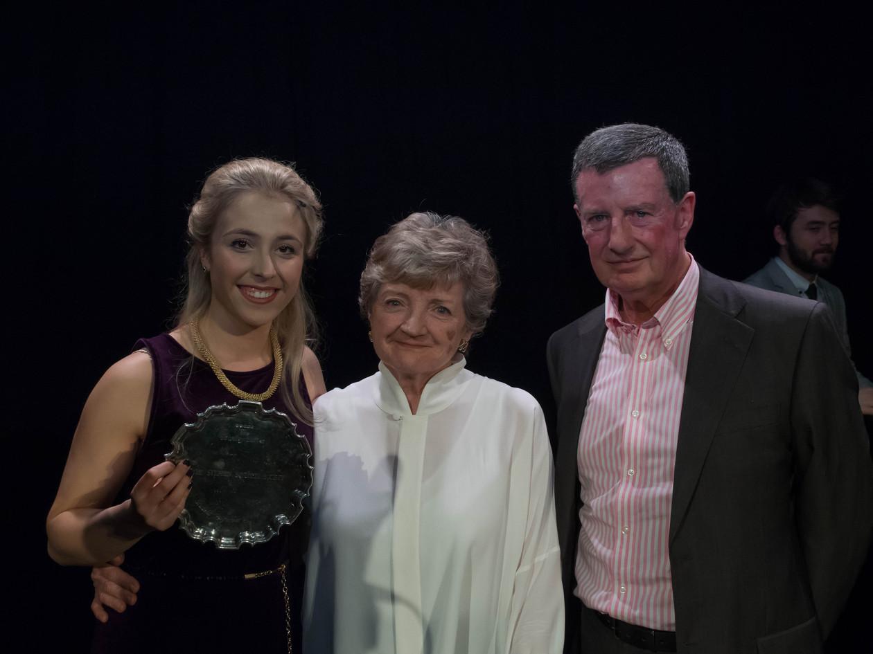 Corrine Priest, Julia McKenzie, Patrick Hayward