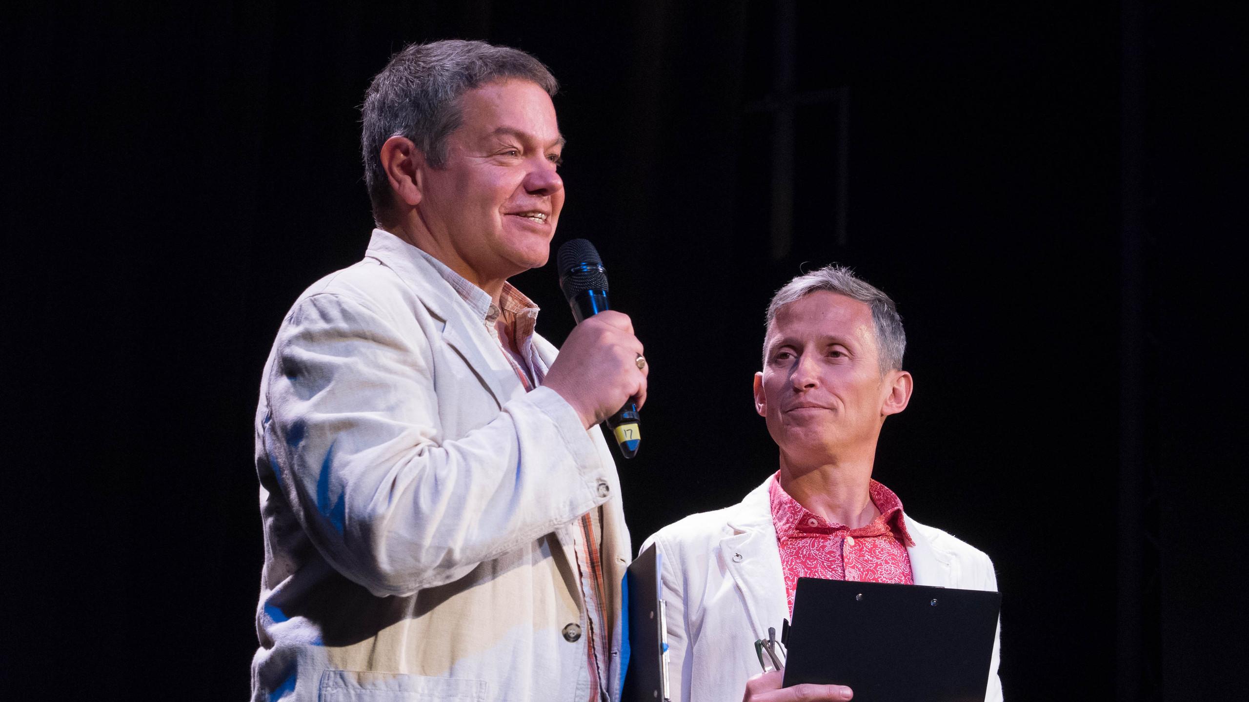 George Stiles & Anthony Drewe