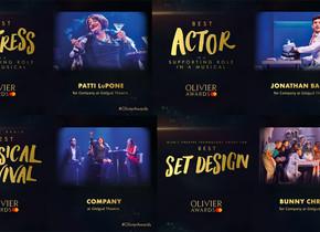 Company wins four Olivier Awards